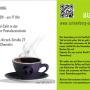 Postkarte: Einladung zum 1. World Cafe auf dem Sonnenberg, Entwurf: planart4