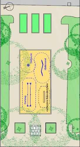 Spielgeräte-Plan