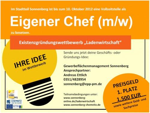 Bürgerfrühstück @ Bürgerzentrum Sonnenberg