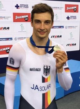 M. Niederlag Sprint Silber