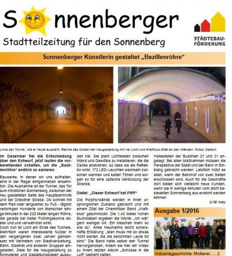 Stadtteilzeitung 2016-1