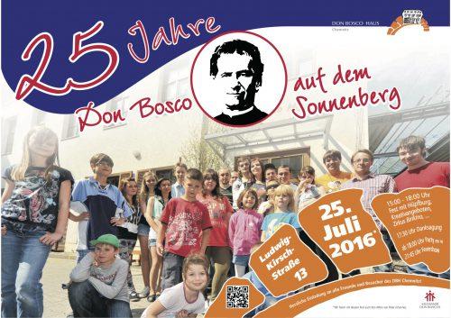 25 Jahre Don Bosco auf dem Sonnenberg @ Don-Bosco-Haus | Chemnitz | Sachsen | Deutschland