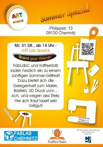 ArtLab spezial @ FabLab Chemnitz | Chemnitz | Sachsen | Deutschland