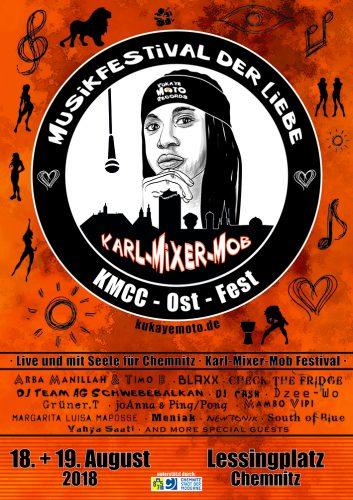 "Musikfestival ""Karl-Mixer-Mob"" @ Lessingplatz"