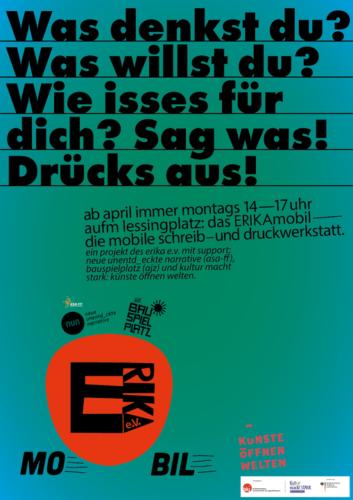 Drueck's aus! @ Lessingplatz